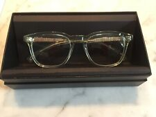 Paul Smith Anderson (Cutler and Gross) Pistachio Crystal Green Eyeglass Frames