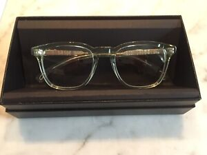 Paul Smith Anderson (Cutler and Gross) Pistachio Crystal Green Eyeglass Frames