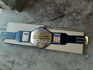 AWA World Heavyweight Wrestling Champion Belt Adult size Replica