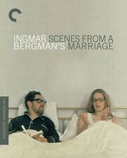 Scenes from a marriage DVD Box Criterion Collection Bergman