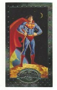 1994 SKYBOX DC SUPERMAN MAN OF STEEL PLATINUM SERIES PREMIUM EDITION SINGLES