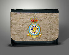 Royal Air Force Command RAF Men's Faux Leather Wallet