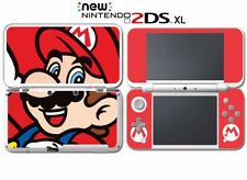 New Super Mario Bros Special Edition Shell Game Decal Skin New Nintendo 2DS XL