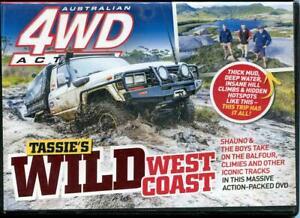 AUSTRALIAN 4WD ACTION: Tas West Coast