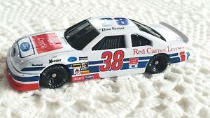 RACING CHAMPIONS 1993 RACE CAR #38 1:64 NASCAR TRACK CAR ELTON SAWYER FORD CREDI