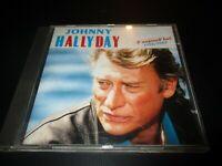 """CD """"JOHNNY HALLYDAY D'AUJOURD'HUI 1972 - 1989"""" Club Dial"""