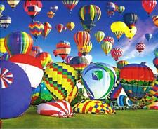 BALLOON LIFT OFF!/   500 PIECE JIGSAW PUZZLE/ 18.25 X 11 INCHES