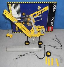 LEGO Technic 8054 Kran Kranwagen Auto Hubschrauber Motor Set BA Bauanleitung