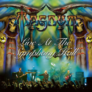 Magnum : Live at the Symphony Hall CD Album Digipak 2 discs (2019) ***NEW***