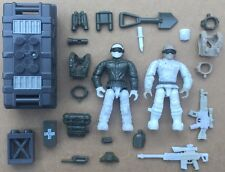 Winter Commando Sniper Special Forces Soldier (#1& 4 )Works With Most LEGO Sets
