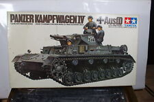 Tamiya 196 Solid Chariots IV From Fd 1:3 5 Boxed