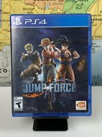 SHIPS SAME DAY Jump Force PS4 - (Sony PlayStation 4 2019) Tested