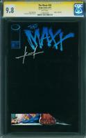 The Maxx #30 CGC 9.8 SS Signed Sam Keith WP! Image Comics