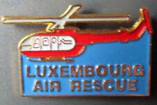"""""""AIR RESCUE """"  Luxemburg    Pin +++ neu+++"""