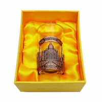 Taj Mahal India Shot Glass,Perfect Souvenir For Home,Gifts Travel Collectible