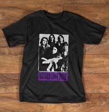 Mother Love Bone Band Tee Music Men Black Cotton T-Shirt Size S-4XL