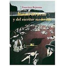 Manual Del Lector Y Del Escritor Moderno/The Modern Reader and Writer's...