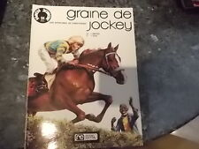 belle eo brochée les aventures de christopher graine de jockey