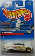 1999 Hot Wheels '59 Impala Col. #1000
