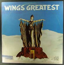THE WINGS Greatest Paul McCartney, BALKANTON 1979 issue, 11 songs,red labels