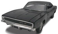 Revell '68 Dodge Charger 1/25 model car kit new 4202