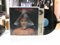 Paco Herrera LP Spanisch Trachten Aktuell 1982 Klappcover