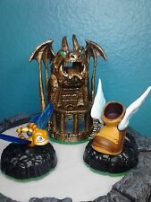 DRAGONS PEAK w/ Winged Boots and Sparx the Dragonfly Skylanders Adventure pack