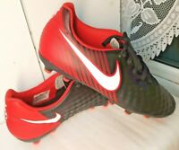 Nike Magista Football Boots Rugby trainers Studs Shoes Size UK 8 EU 42.5 US 9