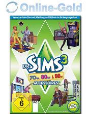 Die Sims 3 - 70er, 80er & 90er Accessoires - Origin PC Online Code [PC][DE][EU]