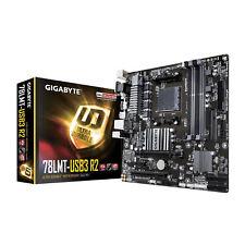 New listing Gigabyte Ga-78Lmt-Usb3 R2 Amd Am3+ Usb 3.1 Gen 1 Micro Atx Amd Motherboard