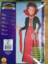 A nice Halloween dress for ages 4-6 years old. Worn for two hours last Halloween