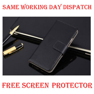 Luxury Leather Wallet Stand Case Cover for Samsung Galaxy Phone Models