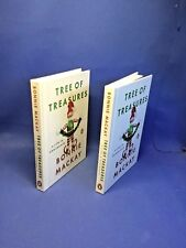 Tree of Treasures : A Life in Ornaments by Bonnie Mackay 2016 Hardcover 2 Copies
