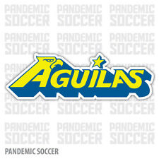 2fb8078f0af Club America Mexico Retro Vinyl Sticker Decal Calcomania Color Die Cut  Aguilas
