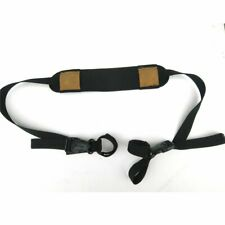 Crossbow Compound Recurve Archery Hunting Bow Sling Padded Shoulder Strap Black