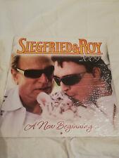 Siegfried & Roy Kalender 2009 Nv ! Tiger,Löwen,Magie,Magic,Zauberei,Las Vegas
