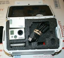 Go Pro Hero 2 HD2-14 Camera 14MP Bundle W/ UK PRO POV20 Waterproof case