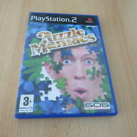 Puzzle Maniacs - PlayStation 2 PS2 - PAL VERSION