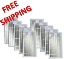 10pcs HEPA Filter for ILIFE v5 v5s v3 x5 Robot Vacuum Cleaner Replacement Parts