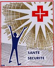 Yt 1540 A SANTE SECURITE CROIX ROUGE    FRANCE  FDC  ENVELOPPE PREMIER JOUR