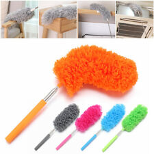 Car Cleaning Anti-static Telescopic Duster Brush Cleaning Brushes Microfiber