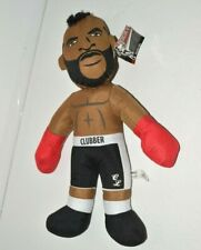 """Clubber Lang Rocky III Plush Stuffed Animal Toy Mr T 16"""" Boxing Rally Men 2014"""