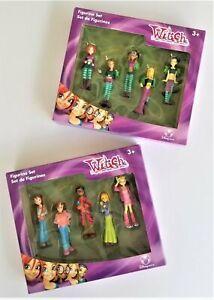 Disney STORE W.I.T.C.H. Figure Costume Trendy Will Irma Taranee Hay Lin Cornelia
