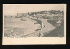 Somerset CLEVEDON from Elton Rd c1900/10s? PPC