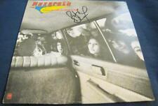 Pete Agnew Nazareth Close Enough for Rock 'n' Roll Hard rock Auto LP © 1976 COA