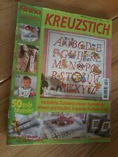 Anna special Kreuzstich, 50 Tolle Modelle, E580, herbstliche Tischdeko usw