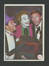 1966 BATMAN Bat-Laffs Color Photos Bruce Wayne Penguin Joker #47 - EX / NM