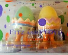 New ListingFitz and Floyd Eggscapades Candles and Holders