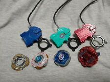 Beyblade LOT 4/5  Storm Pegasus Lightning Meteo L-Drago Stealth Battlers Jumper