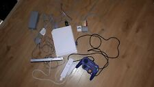 Wii Console with 30 Wii Games, 23 Gamecube Games, 100s Of Retro Games